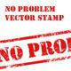 No Problem Stamp - GraphicRiver Item for Sale