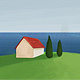 House by the Sea - GraphicRiver Item for Sale