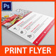 Minimal Corporate Business Flyer - GraphicRiver Item for Sale