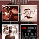 Heart Connections Poster and Flyer  - GraphicRiver Item for Sale