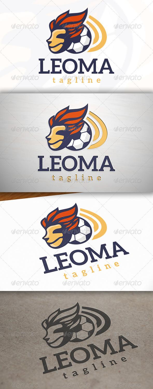 Football Mascot Logo - Objects Logo Templates