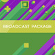 Isometric Broadcast Package - VideoHive Item for Sale
