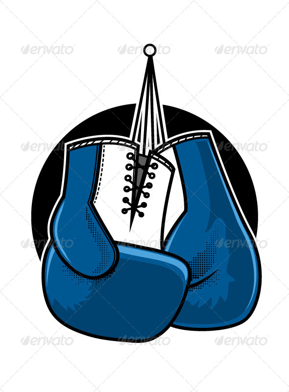 Boxing Gloves - Sports/Activity Conceptual