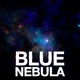 Flying Into Blue Nebula - VideoHive Item for Sale
