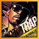 DIRTY TRAP flyer - GraphicRiver Item for Sale