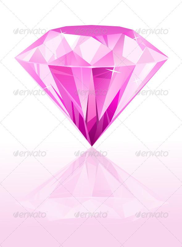 Diamond - Objects Vectors