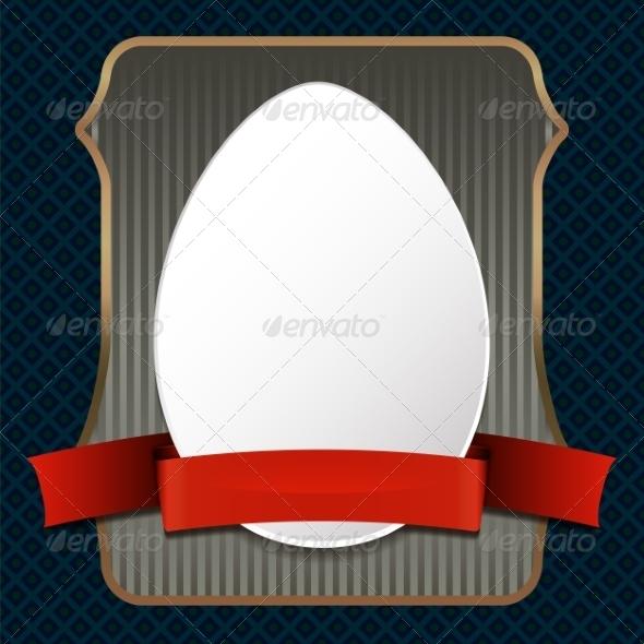 Easter Retro Background - Miscellaneous Seasons/Holidays
