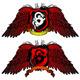 Grunge Dragon Shield - GraphicRiver Item for Sale