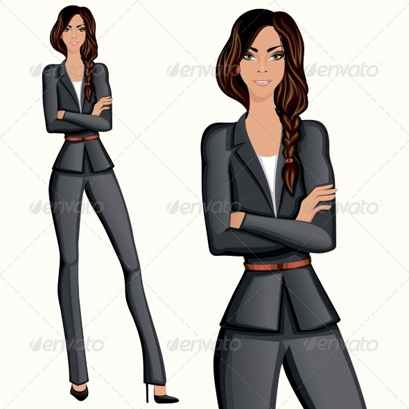 Woman - People Characters