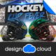 Hockey Cup Fever Flyer Template
