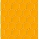 Seamless Geometric Pattern with Honeycombs - GraphicRiver Item for Sale