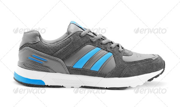 sport shoe - Stock Photo - Images