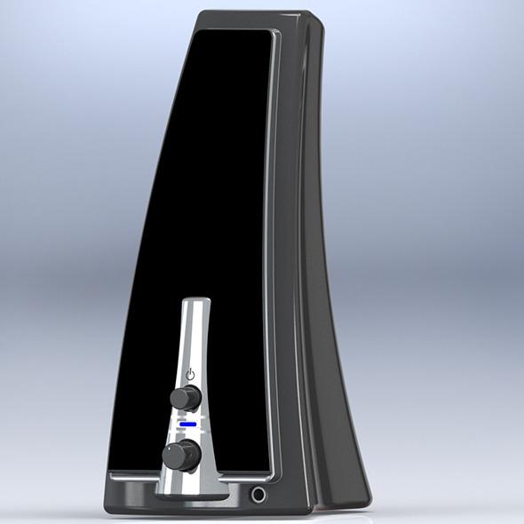 Philips Speaker - 3DOcean Item for Sale