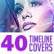 40 Facebook Timeline Cover Bundle - GraphicRiver Item for Sale