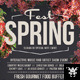 Spring Flyer Fest - GraphicRiver Item for Sale