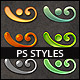 Iridi Styles 3 - GraphicRiver Item for Sale