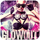 Glow Out Party Flyer - GraphicRiver Item for Sale