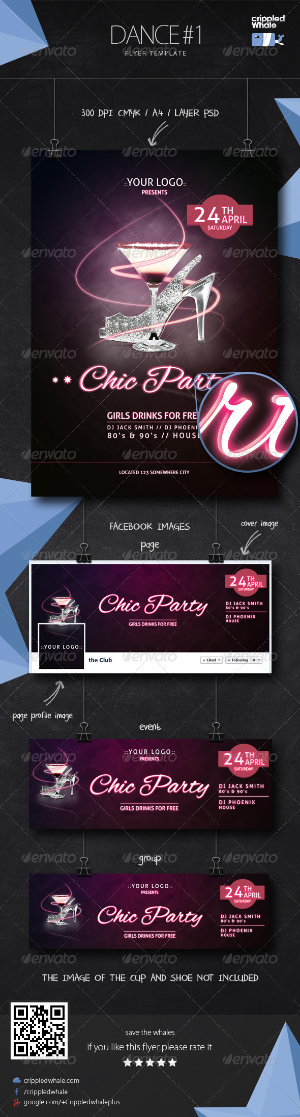 Chic Party - Clubs & Parties Events