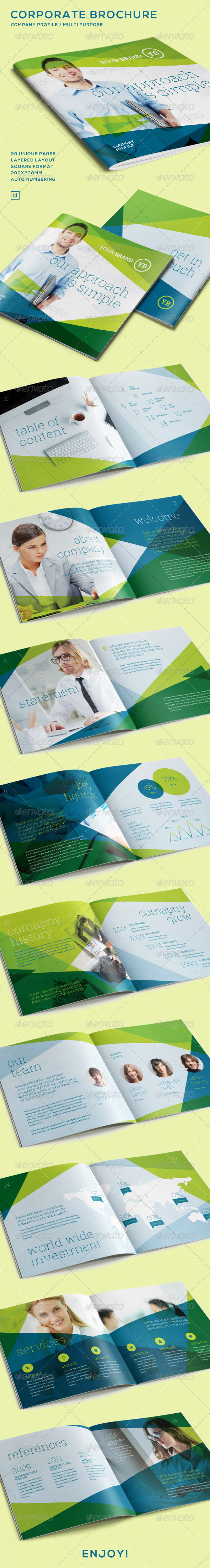 Corporate Brochure - Company Profile - Corporate Brochures