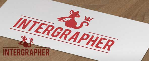 Logo graphic river