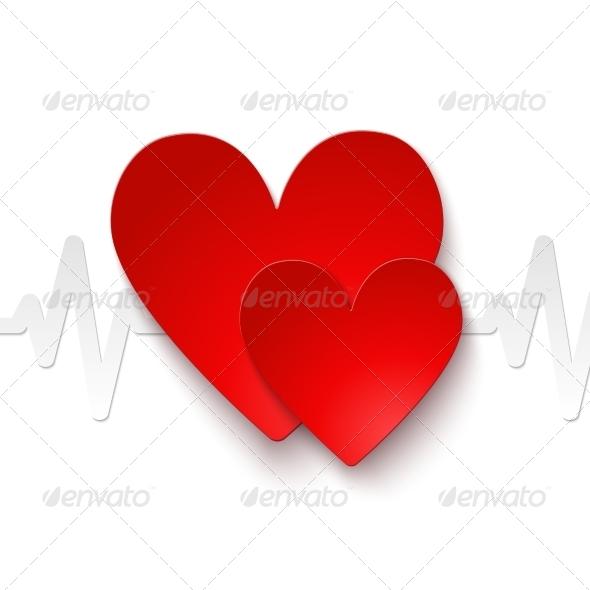 Heartrate Emblem - Decorative Symbols Decorative