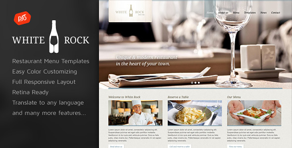 20+ Best WordPress Restaurant Themes [sigma_current_year] 18