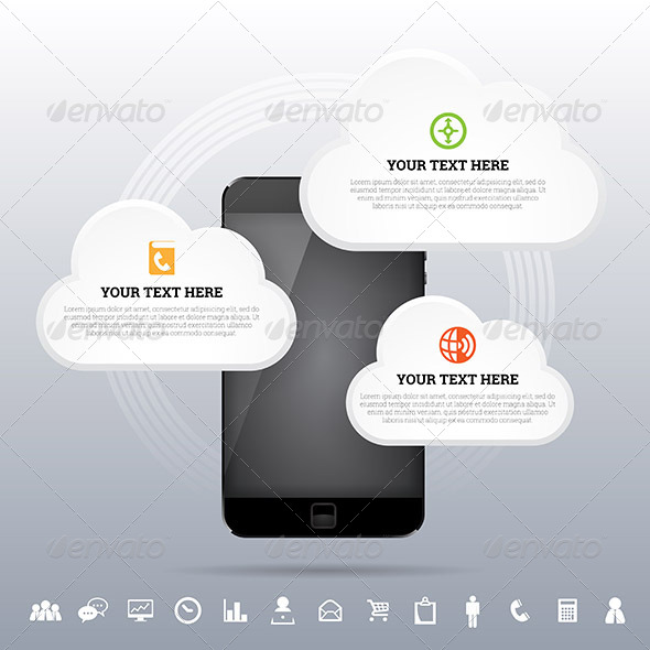 Cloud Smartphone Mobile Network Design Element - Communications Technology