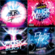 Music CD Cover Mega Bundle 1 - GraphicRiver Item for Sale