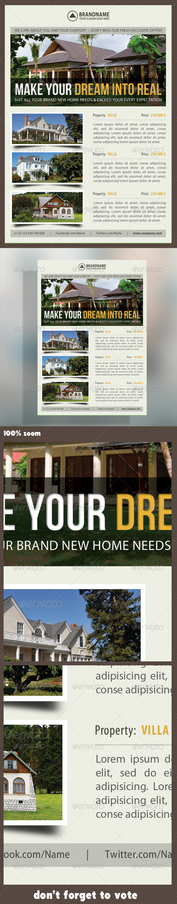 Real Estate Corporate Flyer 06