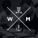 W&M | One Page Multi-Purpose PSD Template