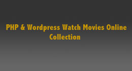 Watch Movies PHP Script & WP Plugin