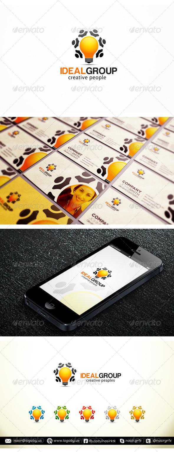 Community Idea - Humans Logo Templates