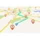 Navigation Map - GraphicRiver Item for Sale