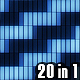 LED Matrix Screen (20 in 1) - VideoHive Item for Sale