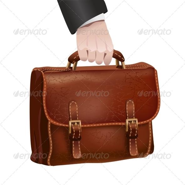 Businessman  - Concepts Business