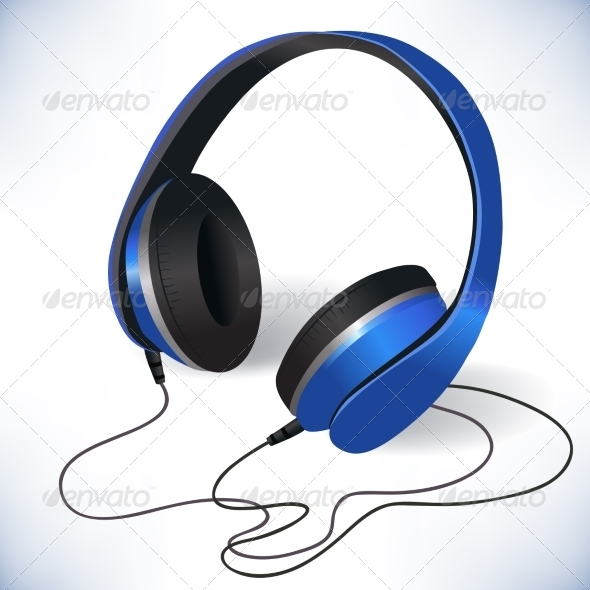 Headphones - Decorative Symbols Decorative