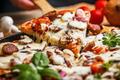 Sausage pizza - PhotoDune Item for Sale