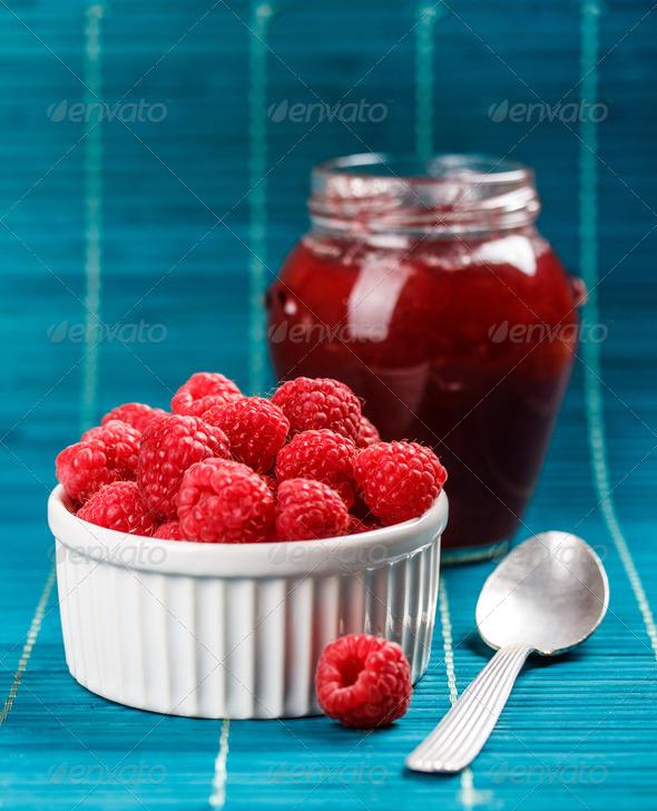 Raspberry - Stock Photo - Images