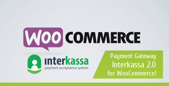Interkassa 2.0 Payment Gateway for WooCommerce - CodeCanyon Item for Sale