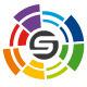 Spin Media Logo - GraphicRiver Item for Sale