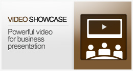 Corporate Showcase & Video display