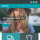 Retail Business E-Newsletter Template - GraphicRiver Item for Sale