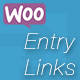 WooCommerce Entry Links