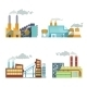 Building Industry Icons Set - GraphicRiver Item for Sale