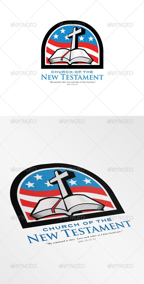 Church of the New Testament Logo - Symbols Logo Templates