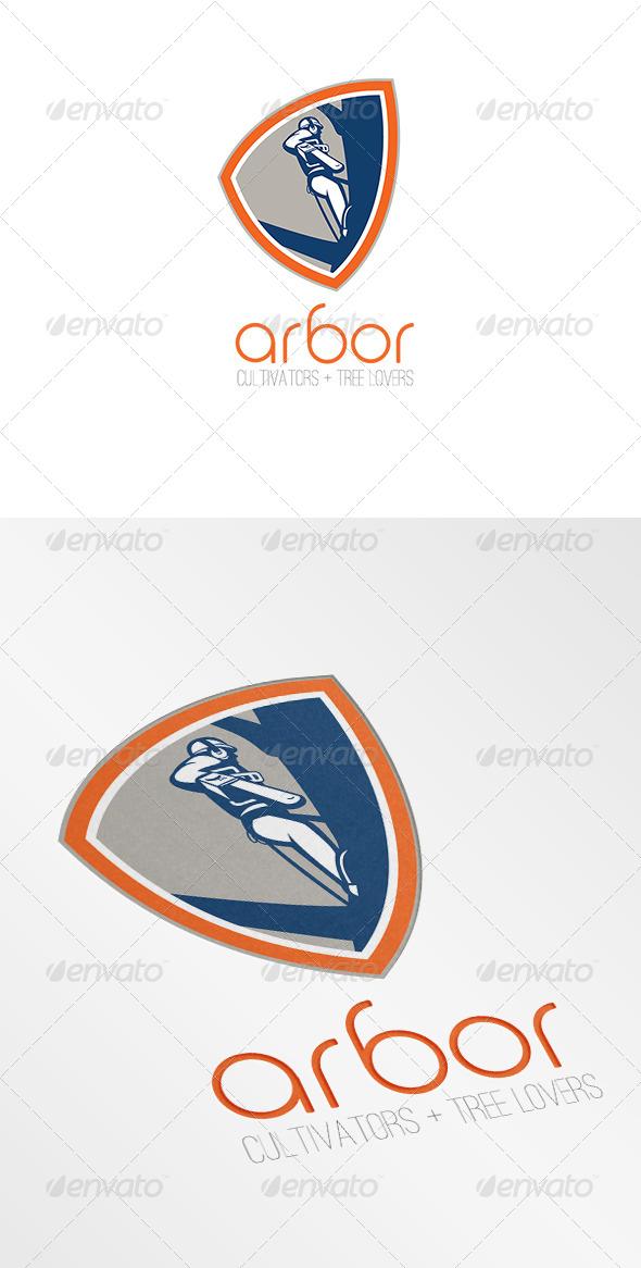 Arbor Cultivator Logo - Humans Logo Templates