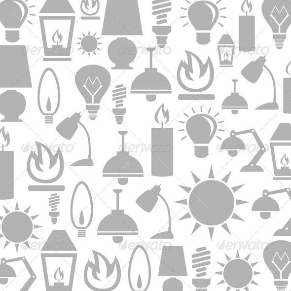 Light Background - Miscellaneous Vectors
