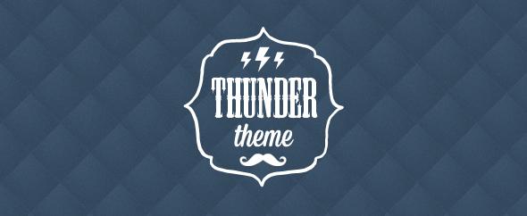 Thundertheme 590