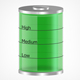 Battery set - GraphicRiver Item for Sale