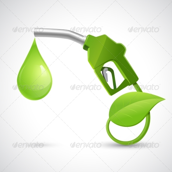 Bio Fuel Logo Concept - Concepts Business